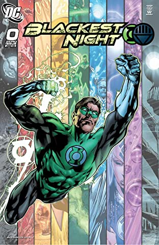Blackest Night #0