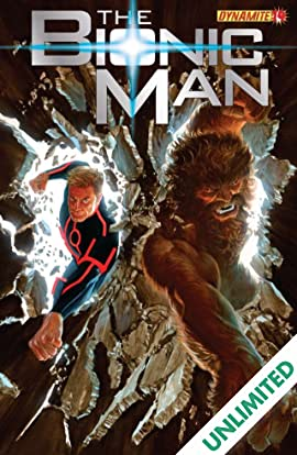 The Bionic Man #14