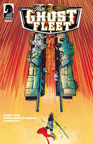 Ghost Fleet #7: Digital Exclusive