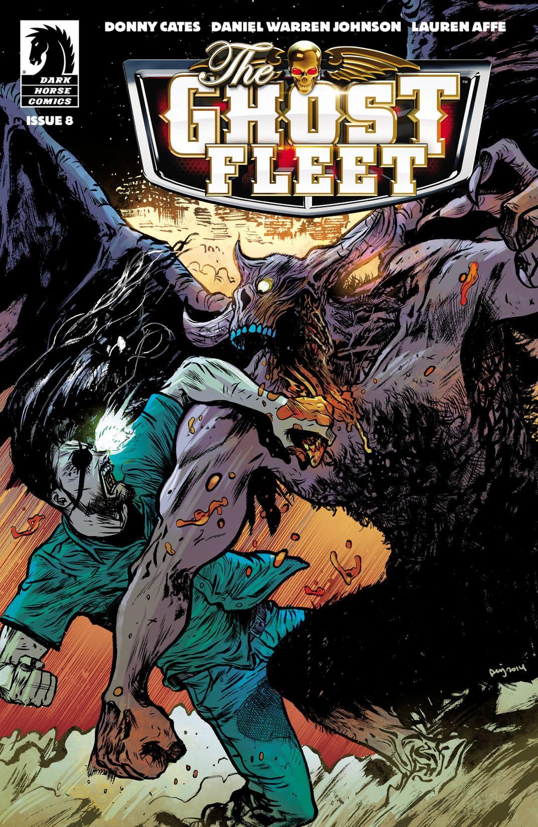 Ghost Fleet #8: Digital Exclusive