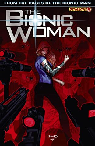 The Bionic Woman #4