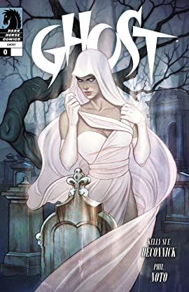 Ghost: In The Smoke and Din #0