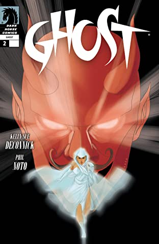 Ghost: In The Smoke and Din No.2