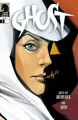 Ghost: In The Smoke and Din No.3