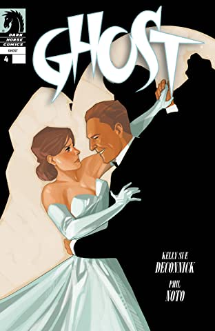Ghost: In The Smoke and Din No.4