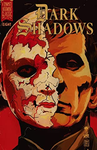 Dark Shadows (Ongoing) No.8
