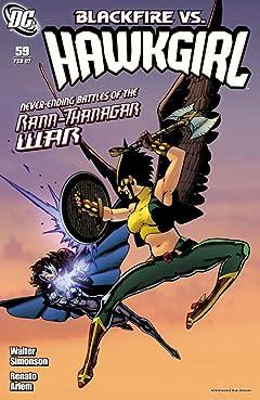 Hawkgirl (2006-2007) #59