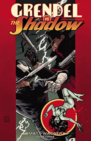 Grendel vs. The Shadow #3