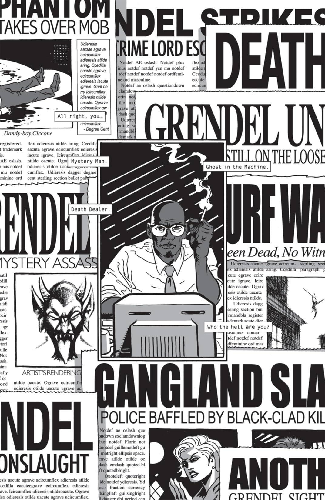 Grendel: Behold the Devil #1