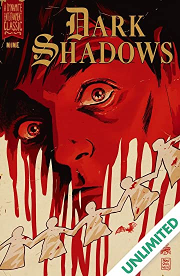 Dark Shadows (Ongoing) #9