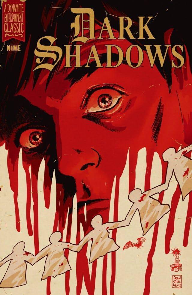 Dark Shadows (Ongoing) #9