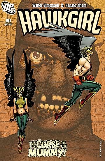 Hawkgirl (2006-2007) #60