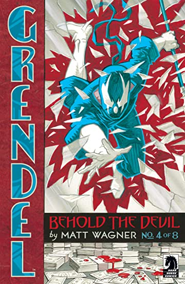 Grendel: Behold the Devil #4