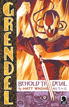 Grendel: Behold the Devil #5