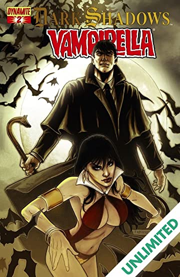 Dark Shadows/Vampirella #2
