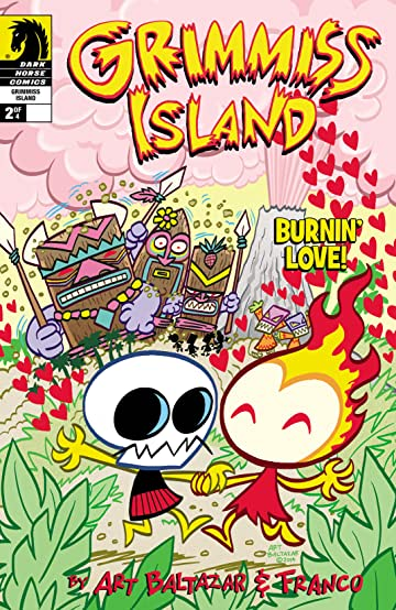 Grimmiss Island #2