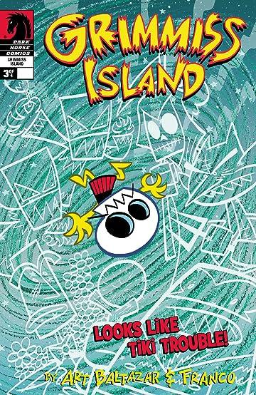 Grimmiss Island #3