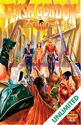Flash Gordon: Zeitgeist #9
