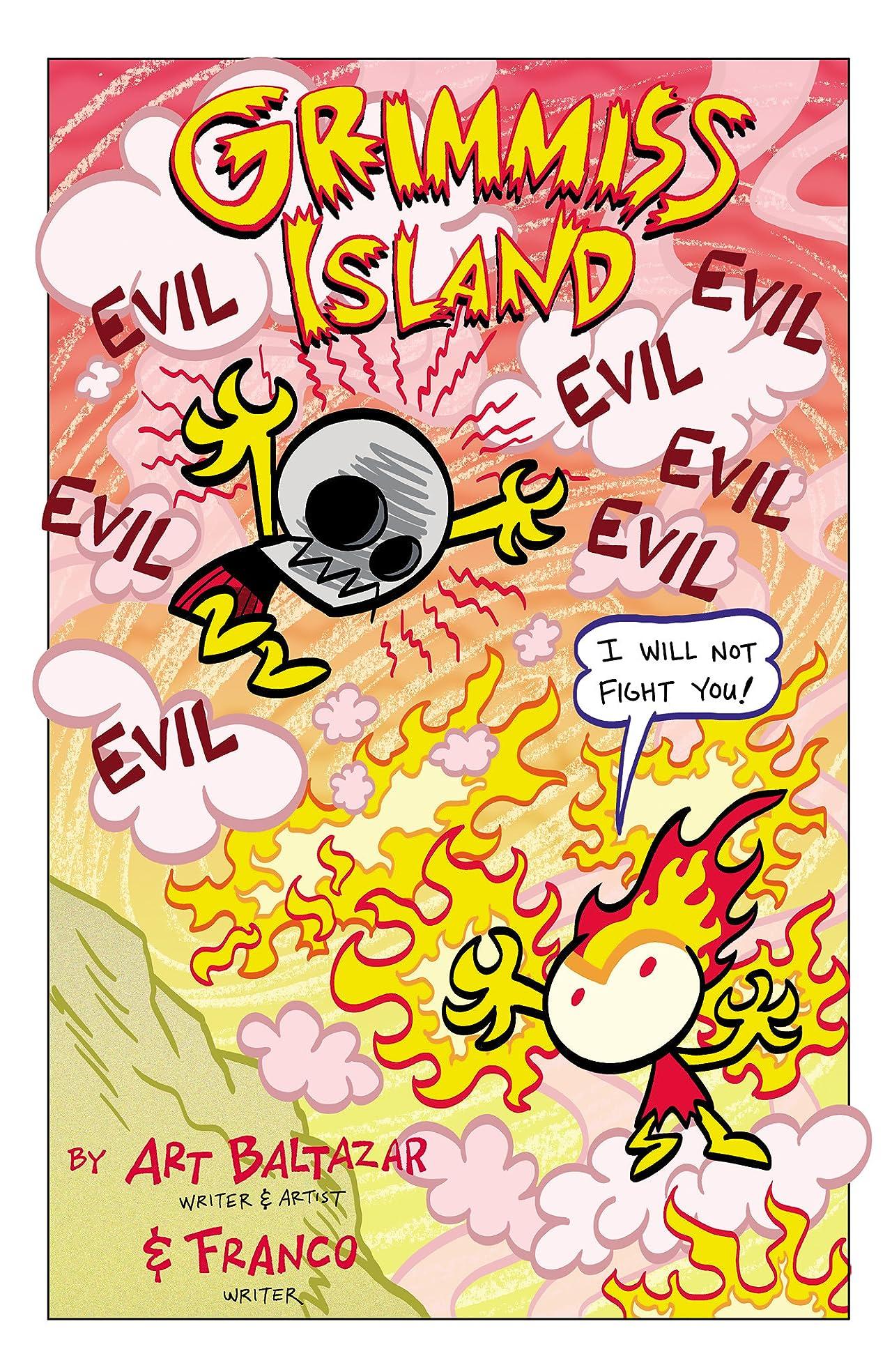 Grimmiss Island #4