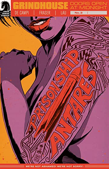 Grindhouse: Doors Open at Midnight #3