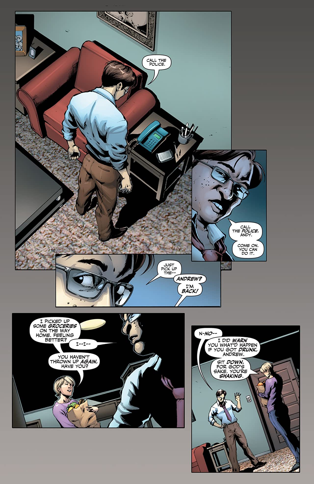 Garth Ennis' Jennifer Blood #16
