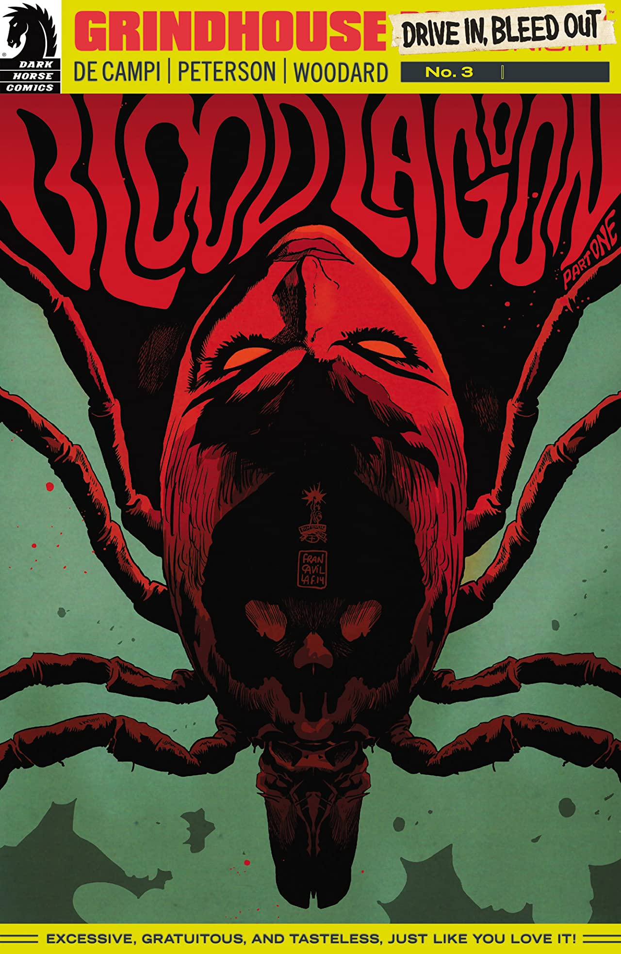 Grindhouse: Drive In, Bleed Out #3