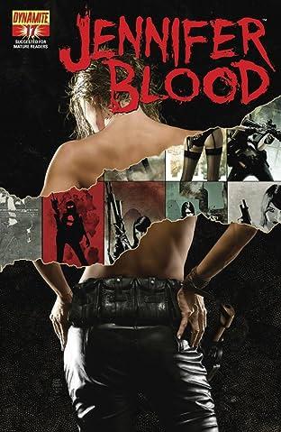 Garth Ennis' Jennifer Blood #17