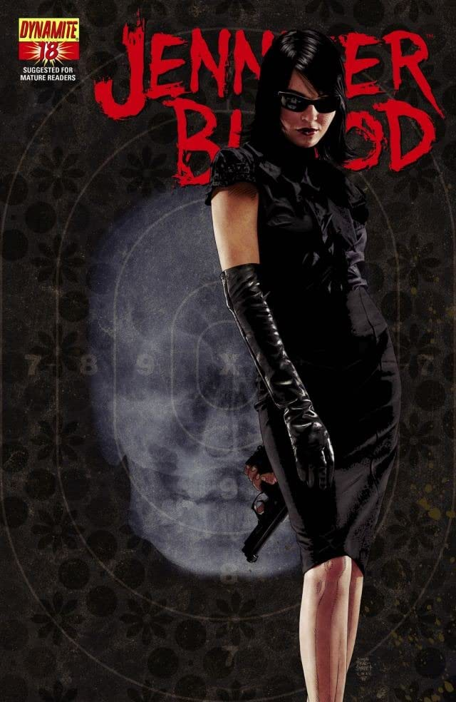 Garth Ennis' Jennifer Blood #18