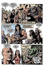 Groo vs. Conan #2