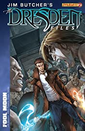 Jim Butcher's The Dresden Files: Fool Moon #2