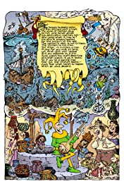Groo: Friends and Foes #1