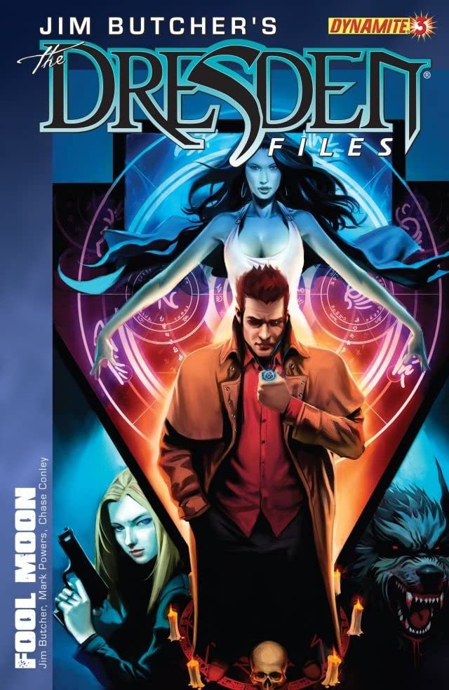 Jim Butcher's The Dresden Files: Fool Moon #3