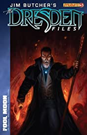 Jim Butcher's The Dresden Files: Fool Moon #5