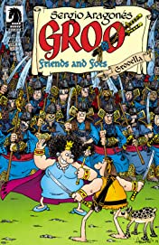 Groo: Friends and Foes #5