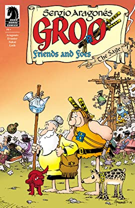 Groo: Friends and Foes #6