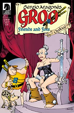 Groo: Friends and Foes No.7