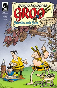 Groo: Friends and Foes No.8