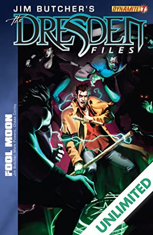 Jim Butcher's The Dresden Files: Fool Moon #7