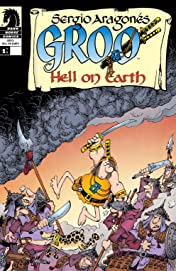 Groo: Hell on Earth #1