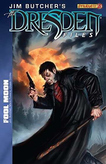 Jim Butcher's The Dresden Files: Fool Moon #8