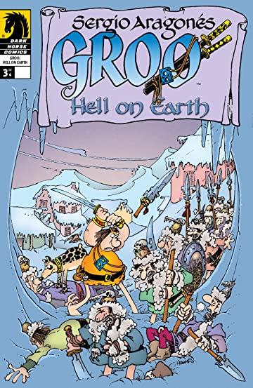 Groo: Hell on Earth #3