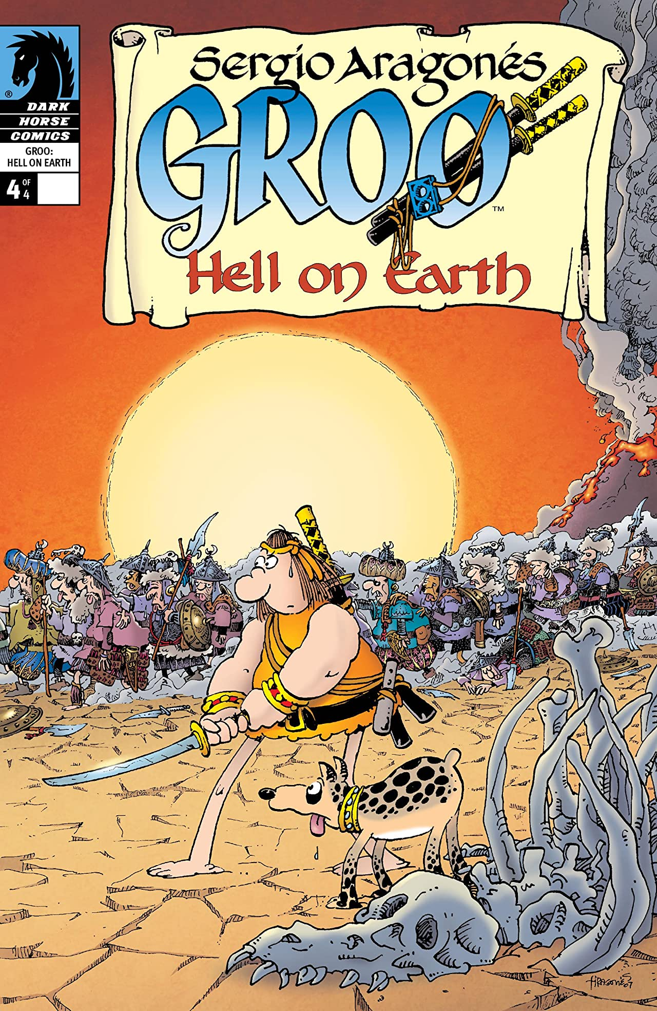 Groo: Hell on Earth #4