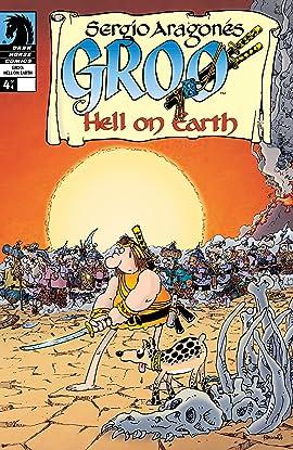 Groo: Hell on Earth #4