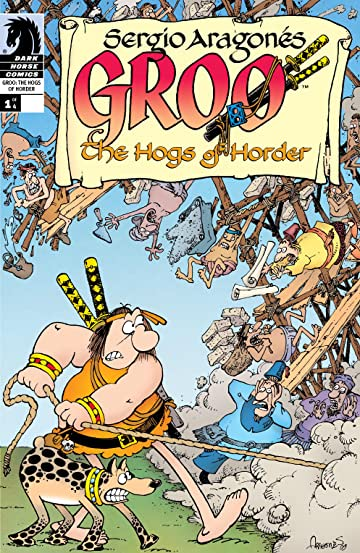 Groo: The Hogs of Horder #1