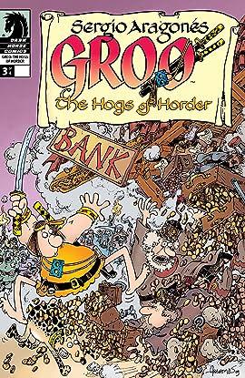 Groo: The Hogs of Horder #3
