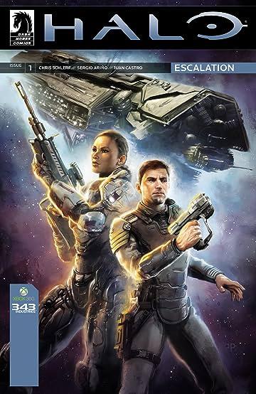Halo: Escalation #1