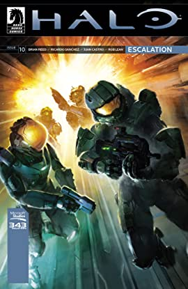 Halo: Escalation #10