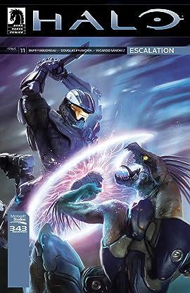 Halo: Escalation #11