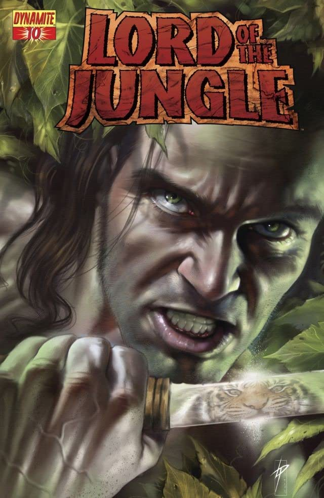 Lord of the Jungle #10