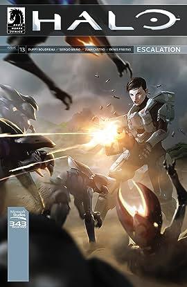 Halo: Escalation #13